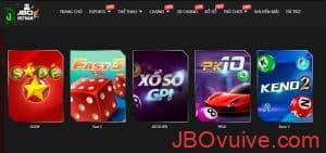 Chơi xổ số tại JBO đã và đang trở thành lựa chọn ưu tiên của cộng đồng game thủ Việt