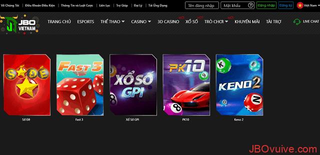 Đem đến trò casino online hấp dẫn