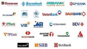 Nhà cái JBO đã liên kết với những ngân hàng nào?