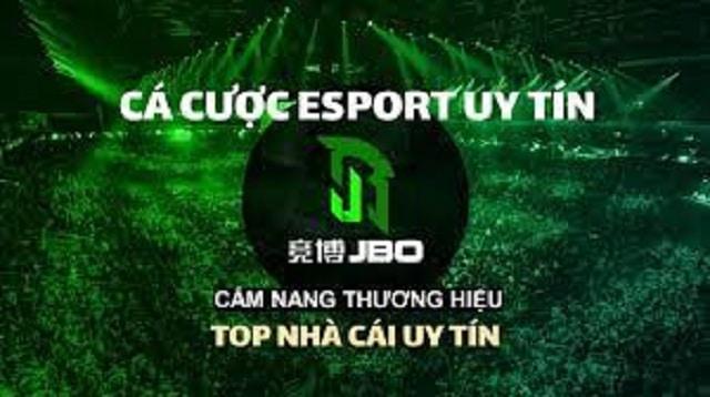 Cá cược thể thao Eport là điểm mạnh của nhà cái JBO