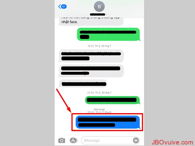 Bạn sẽ không thể gửi tin nhắn hay gọi điện khi thuê bao đối phương đang bật chế độ Không làm phiền