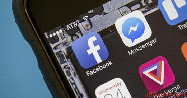 Bị chặn trên Messenger và Facebook không hoàn toàn giống nhau
