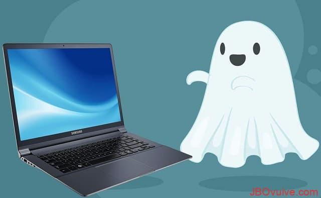Ghost win giúp người dùng khôi phục hệ thống về trạng thái ban đầu