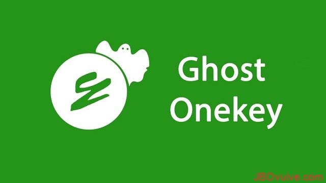 Giới thiệu về phần mềm OneKey Ghost