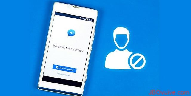 Không thể thực hiện cuộc gọi khi bị chặn Messenger