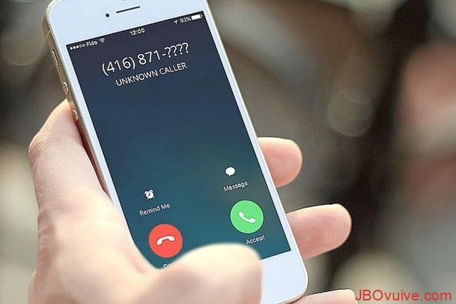 Thuê bao bị chặn số điện thoại sẽ không thể liên lạc với thuê bao chặn