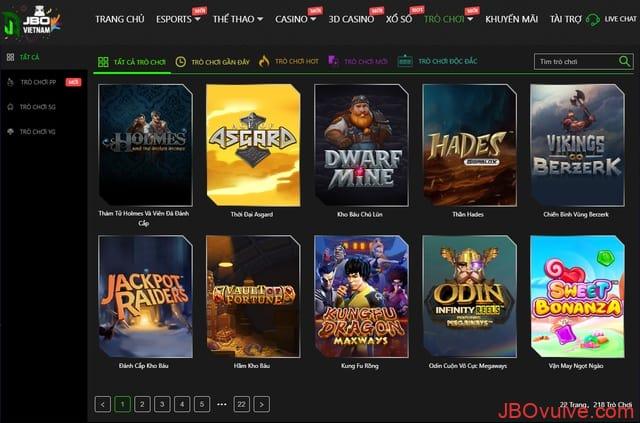 Game Slot đa dạng - Thắng Jackpot mỗi ngày