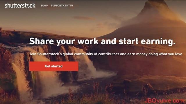Bạn biết gì về Shutterstock?