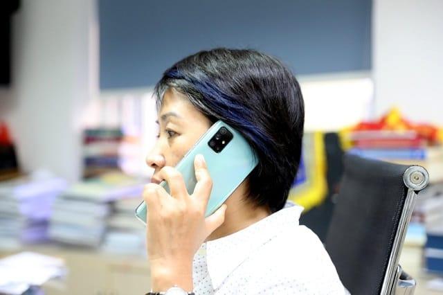 Gọi điện cho thuê bao được xác định là chặn số điện thoại của bạn