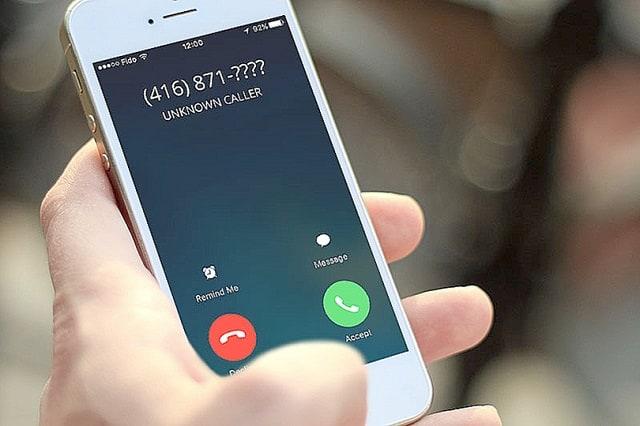 Tại sao bạn lại chặn số điện thoại?